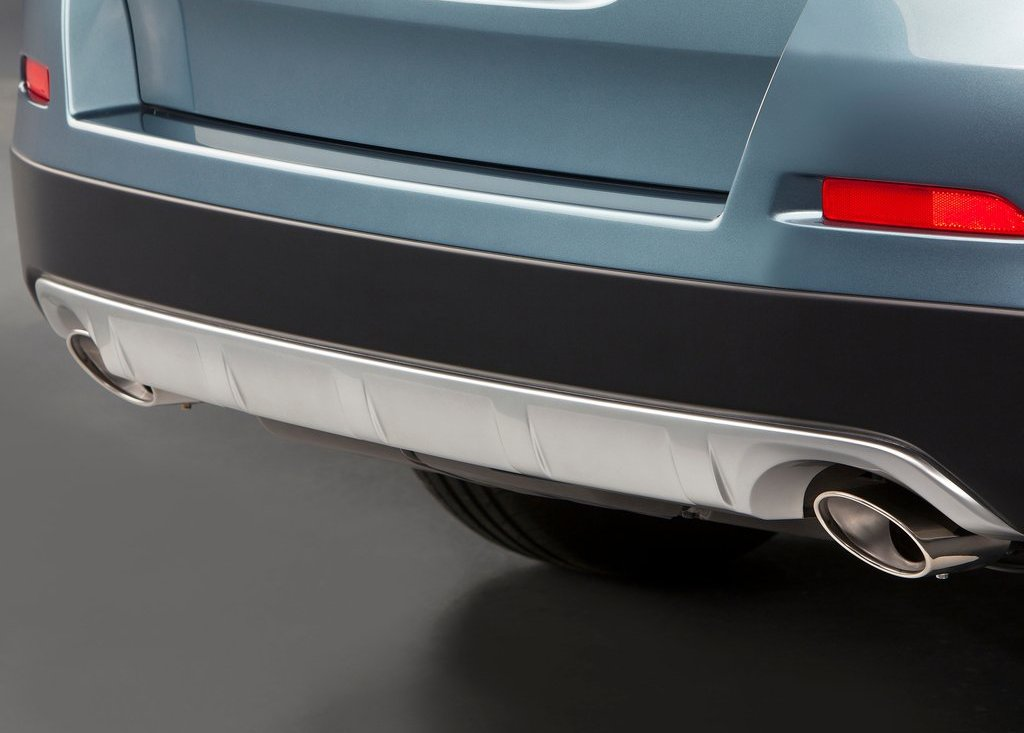 2013 Honda Crosstour Bumper (View 3 of 10)