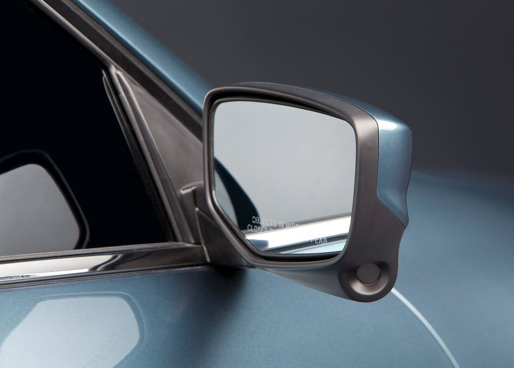 2013 Honda Crosstour Mirror (Photo 7 of 10)
