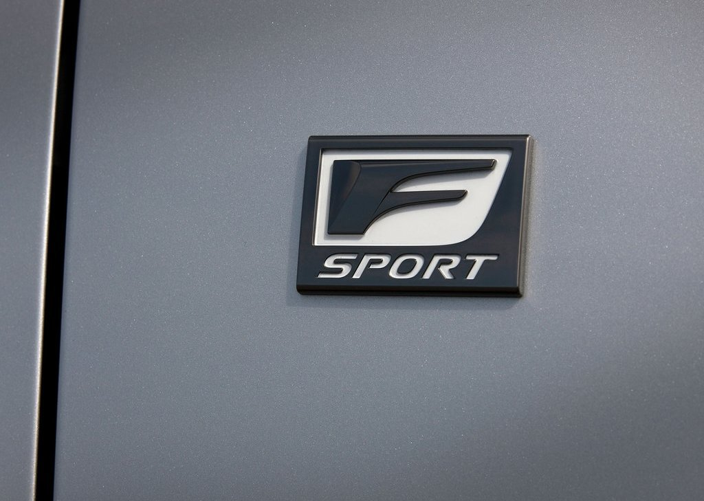 2013 Lexus RX 350 F Sport Logo (View 11 of 19)