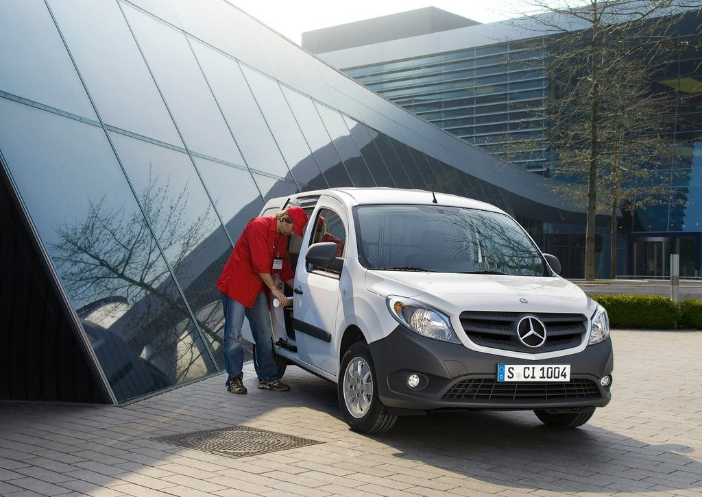Featured Image of 2013 Mercedes Benz Citan Specs
