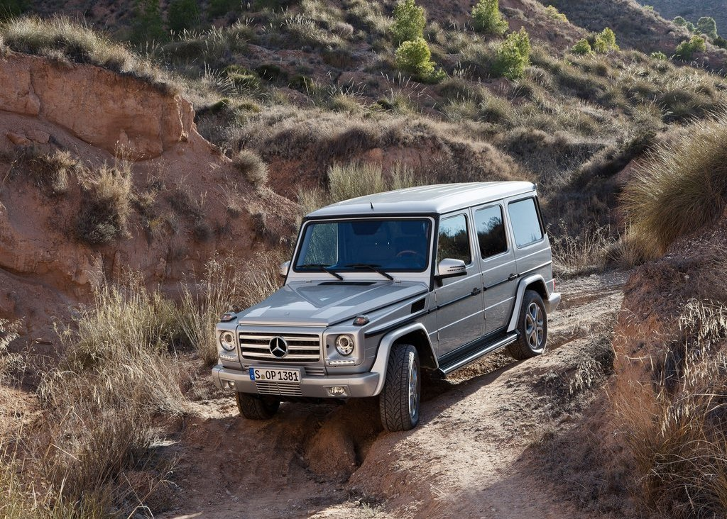 2013 Mercedes Benz G Class (Photo 2 of 12)