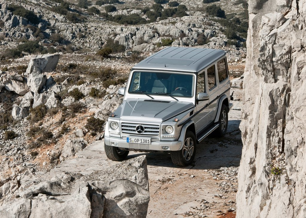 2013 Mercedes Benz G Class (Photo 3 of 12)