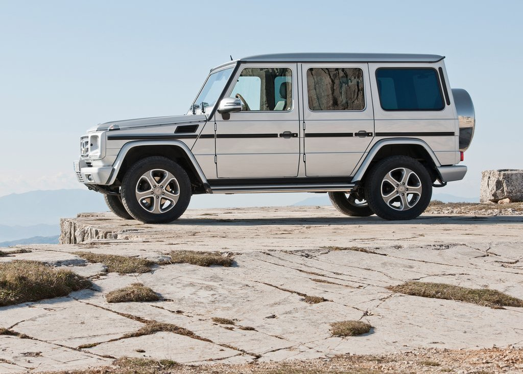 Featured Image of 2013 Mercedes Benz G Class Specs