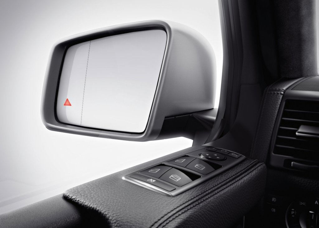 2013 Mercedes Benz G Class Mirror (Photo 8 of 12)