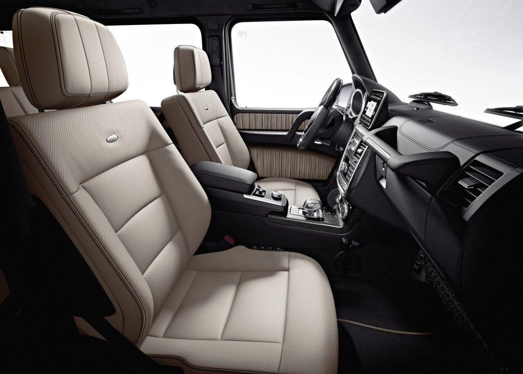 2013 Mercedes Benz G Class Seat (Photo 11 of 12)