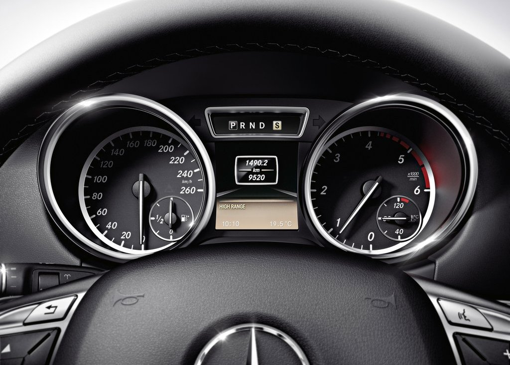 2013 Mercedes Benz G Class Speedometer (Photo 12 of 12)