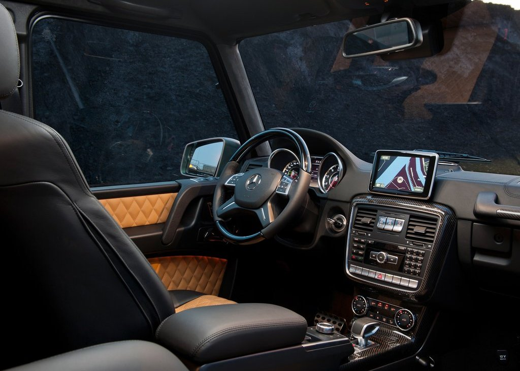 2013 Mercedes Benz G63 AMG Interior (Photo 7 of 8)