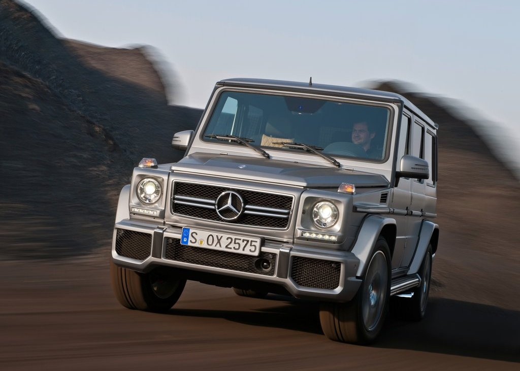 Featured Image of 2013 Mercedes Benz G63 AMG Review