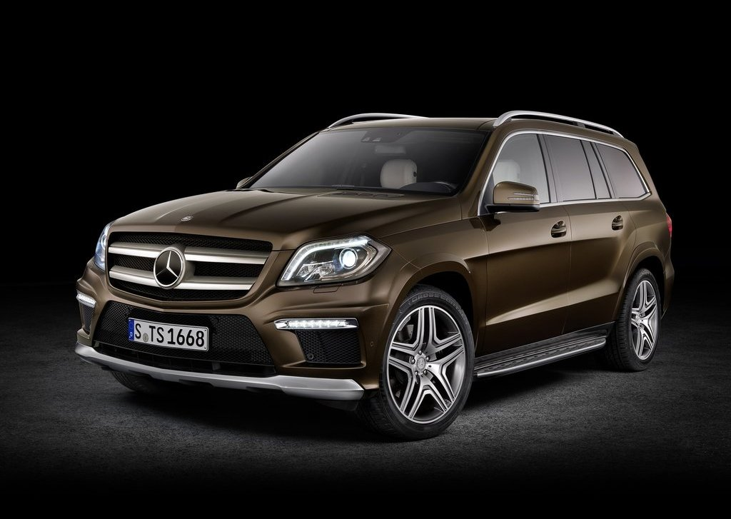2013 Mercedes Benz GL Class (Photo 1 of 9)