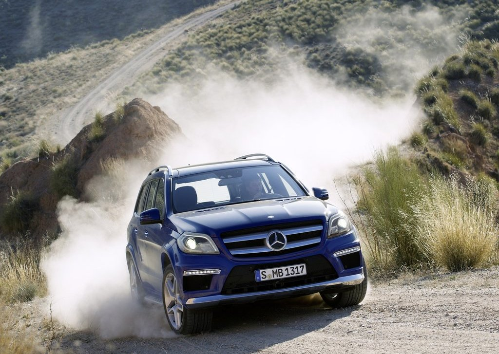 Featured Image of 2013 Mercedes Benz GL Class Concept Car