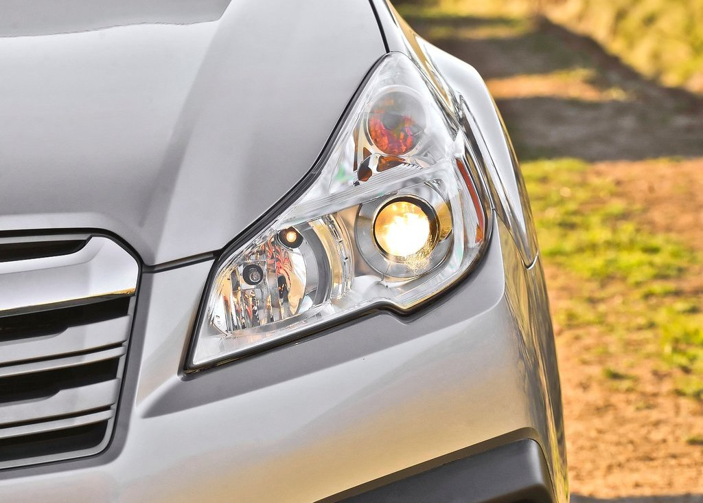 2013 Subaru Outback Head Lamp (Photo 4 of 9)