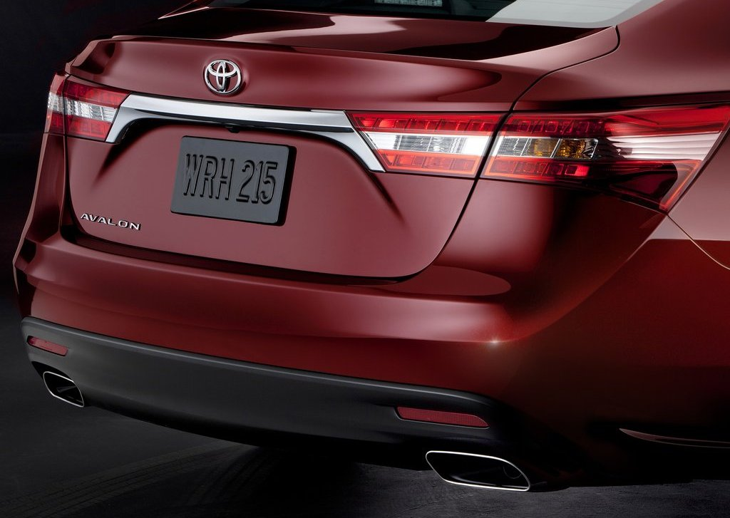 2013 Toyota Avalon Tail Lamp (Photo 12 of 12)