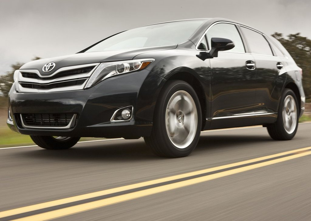 2013 Toyota Venza (Photo 1 of 25)