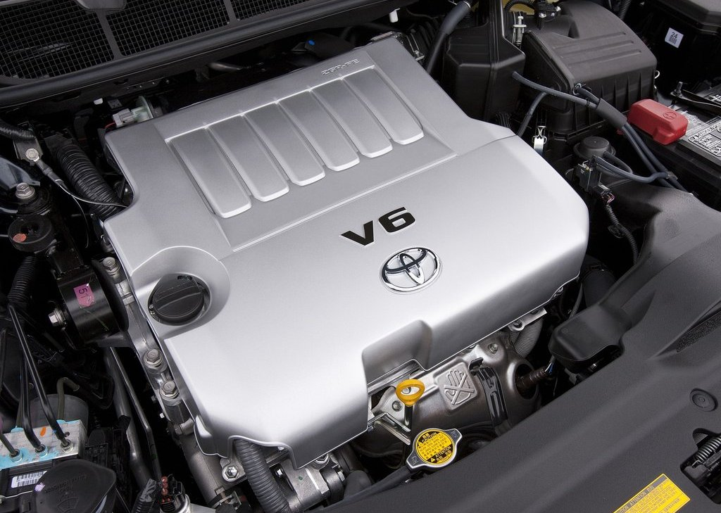2013 Toyota Venza Engine (View 5 of 25)