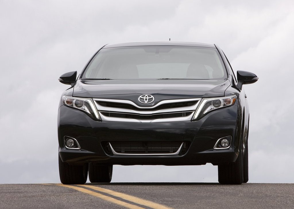 2013 Toyota Venza Front (View 15 of 25)