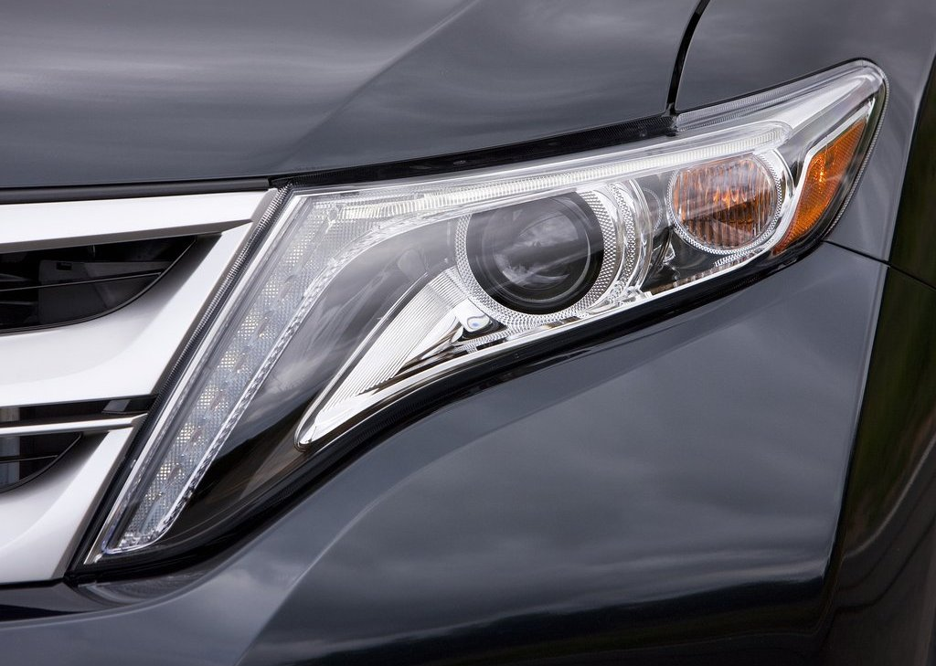 2013 Toyota Venza Head Lamp (Photo 14 of 25)