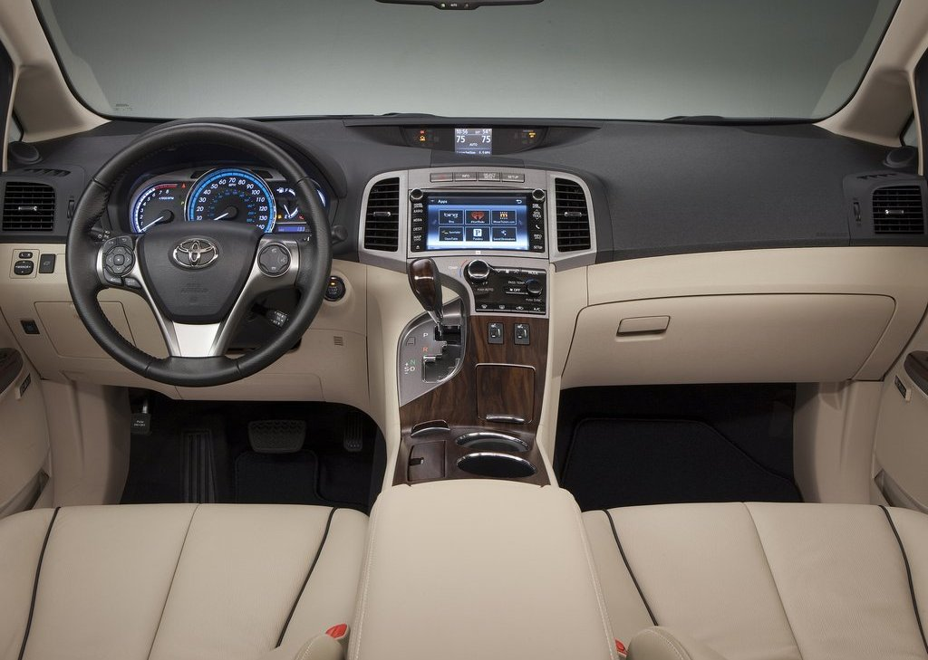 2013 Toyota Venza Interior (View 12 of 25)