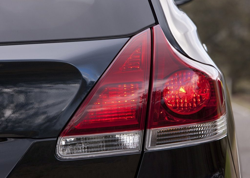2013 Toyota Venza Tail Lamp (View 20 of 25)