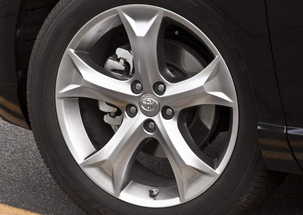 2013 Toyota Venza Wheel (View 24 of 25)