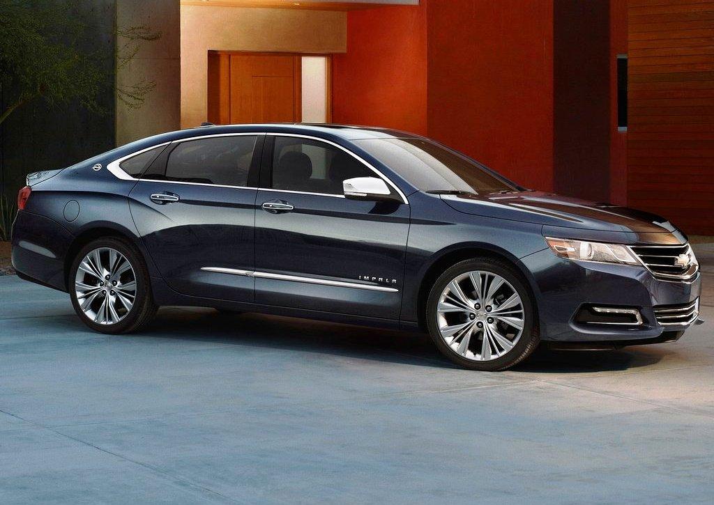 2014 Chevrolet Impala (View 9 of 10)