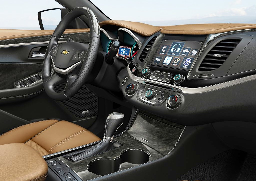 2014 Chevrolet Impala Dashboard (View 5 of 10)