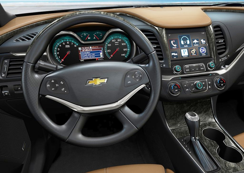 2014 Chevrolet Impala Feature (Photo 4 of 10)