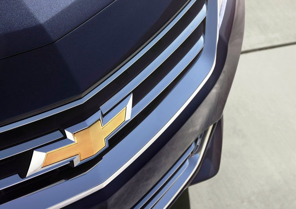 2014 Chevrolet Impala Grill (Photo 5 of 10)