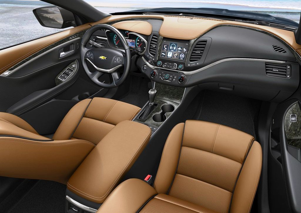 2014 Chevrolet Impala Interior (View 1 of 10)