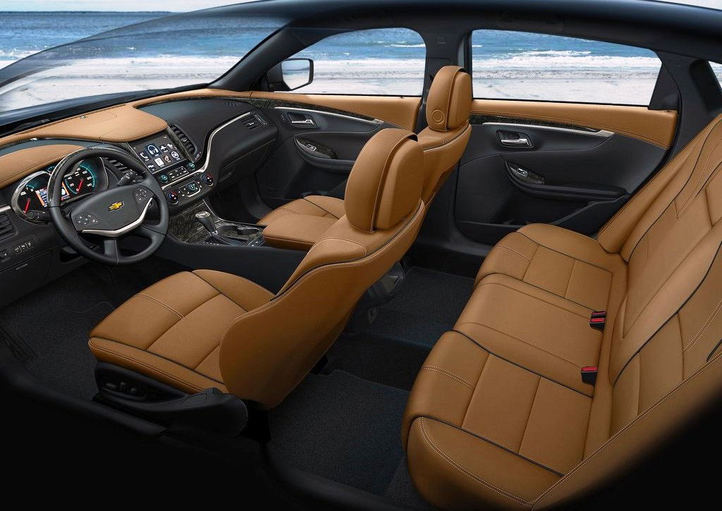 2014 Chevrolet Impala Seat (View 2 of 10)