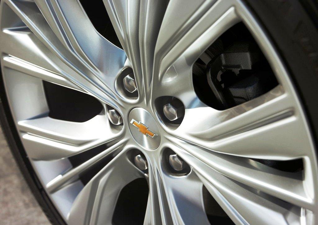 2014 Chevrolet Impala Wheels (View 4 of 10)