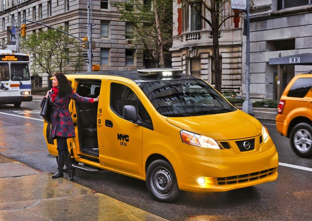 2014 Nissan NV200 Taxi Door (Photo 4 of 12)