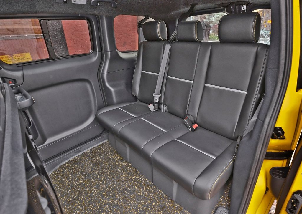 2014 Nissan NV200 Taxi Seat (Photo 10 of 12)