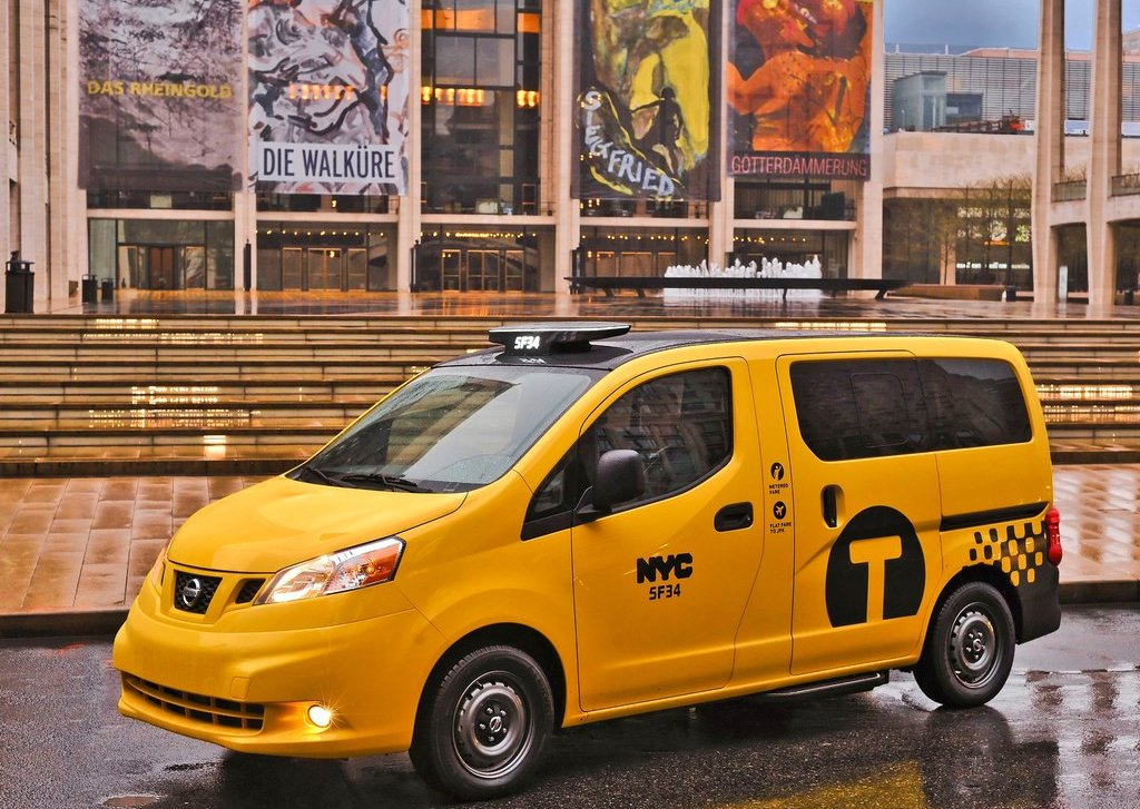 Featured Image of 2014 Nissan NV200 Taxi Review