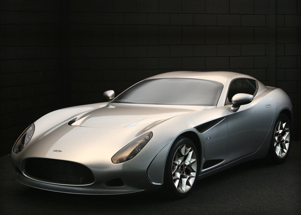 2009 Zagato Perana Z One Front Angle (Photo 2 of 5)