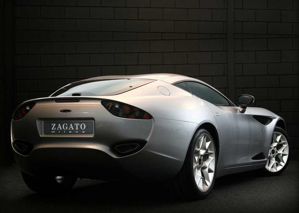2009 Zagato Perana Z One Rear (Photo 3 of 5)