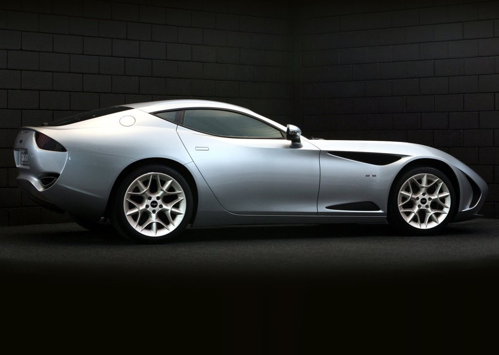 2009 Zagato Perana Z One Side (Photo 5 of 5)