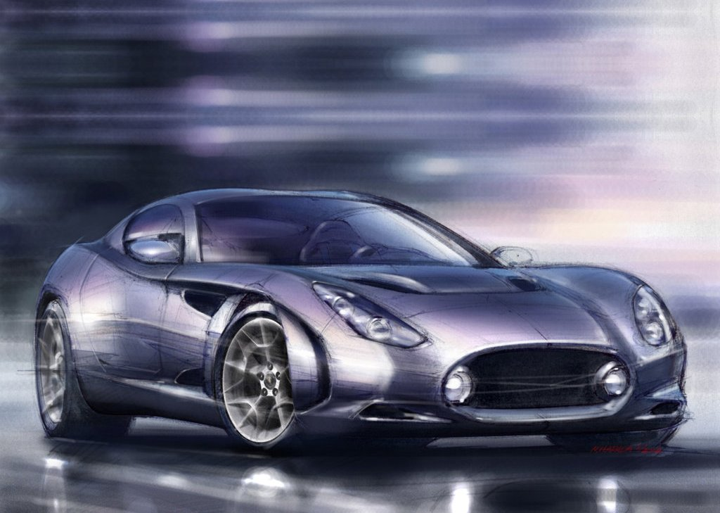 Featured Image of 2009 Zagato Perana Z One Review