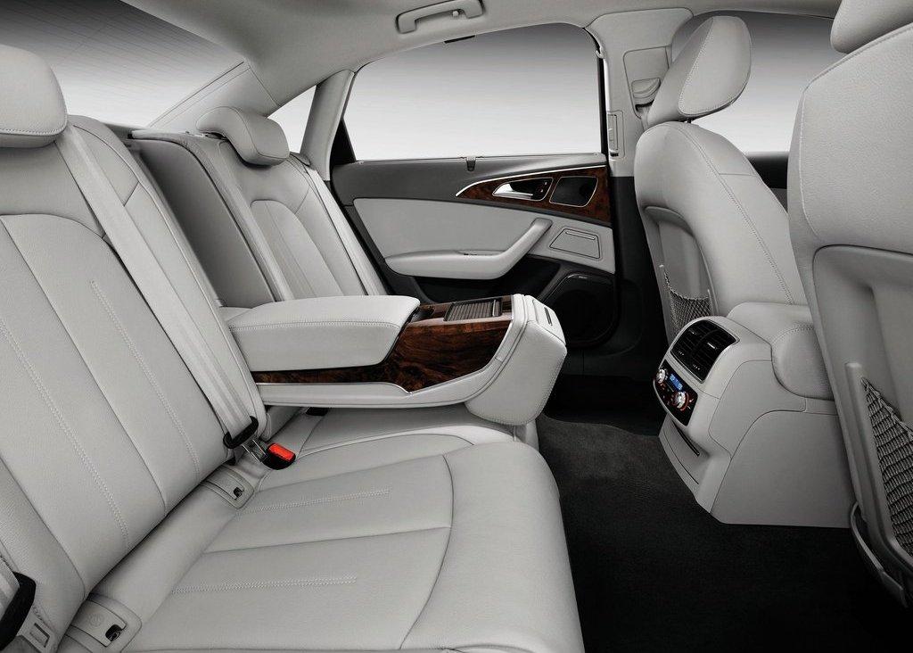 2012 Audi A6 L E Tron Back Seat (View 2 of 14)
