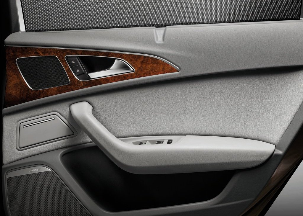 2012 Audi A6 L E Tron Door (Photo 3 of 14)