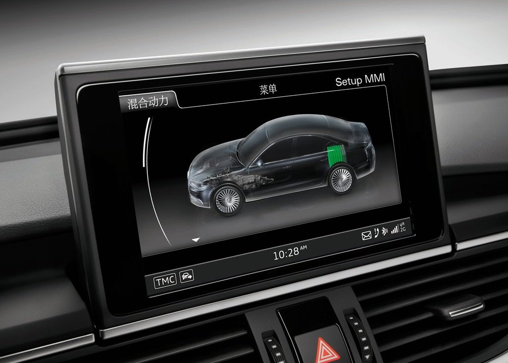 2012 Audi A6 L E Tron Feature (Photo 5 of 14)