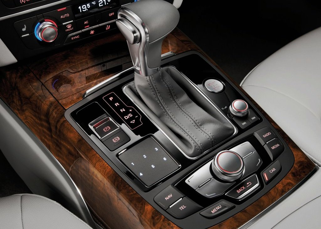 2012 Audi A6 L E Tron Interior (Photo 8 of 14)
