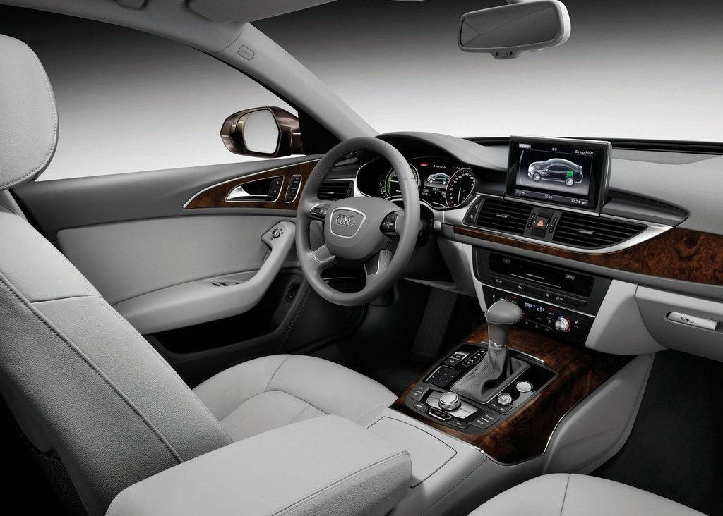 2012 Audi A6 L E Tron Room (Photo 11 of 14)