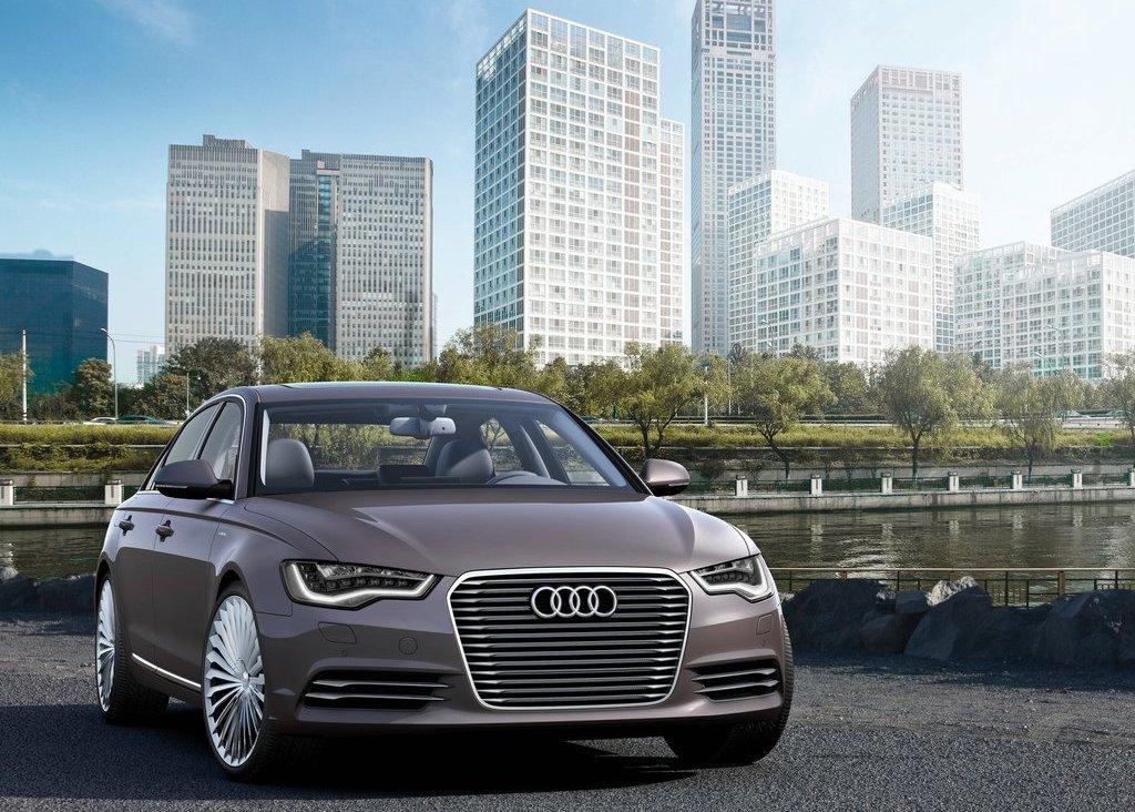 2012 Audi A6 L E Tron (View 1 of 14)