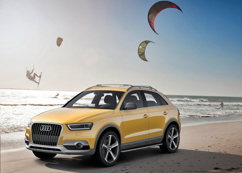 Featured Image of 2012 Audi Q3 Jinlong Yufeng Concept Review