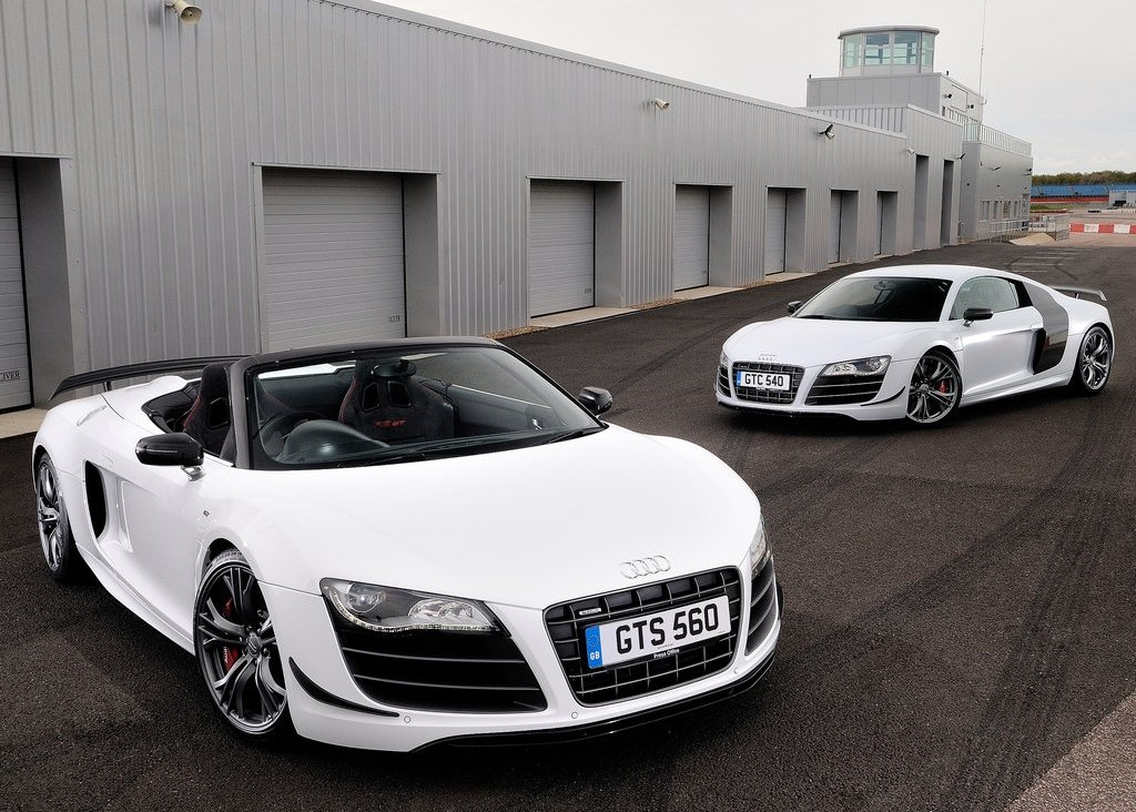 2012 Audi R8 GT Spyder All (View 2 of 24)