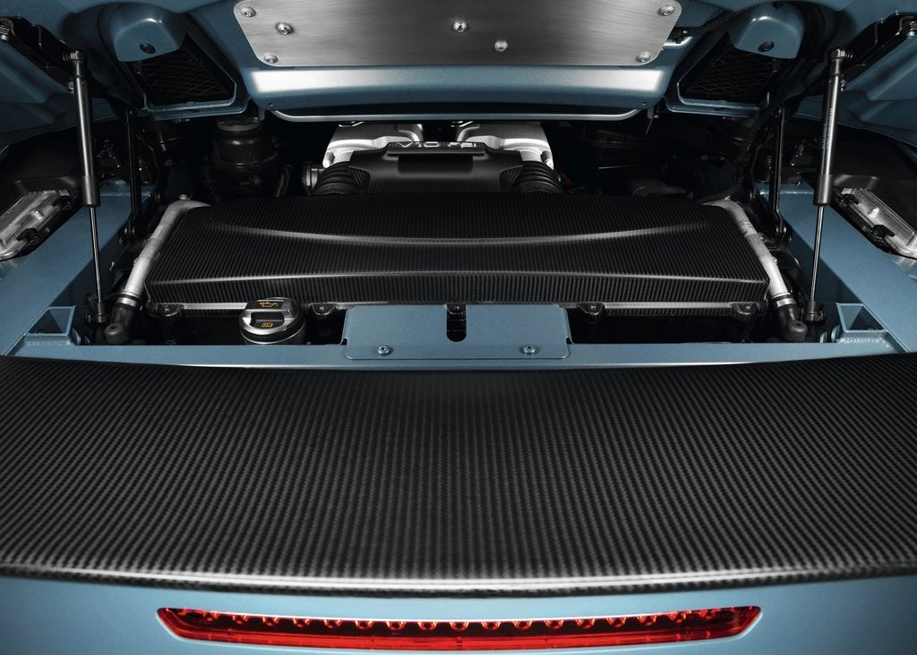 2012 Audi R8 GT Spyder Engine (Photo 5 of 24)