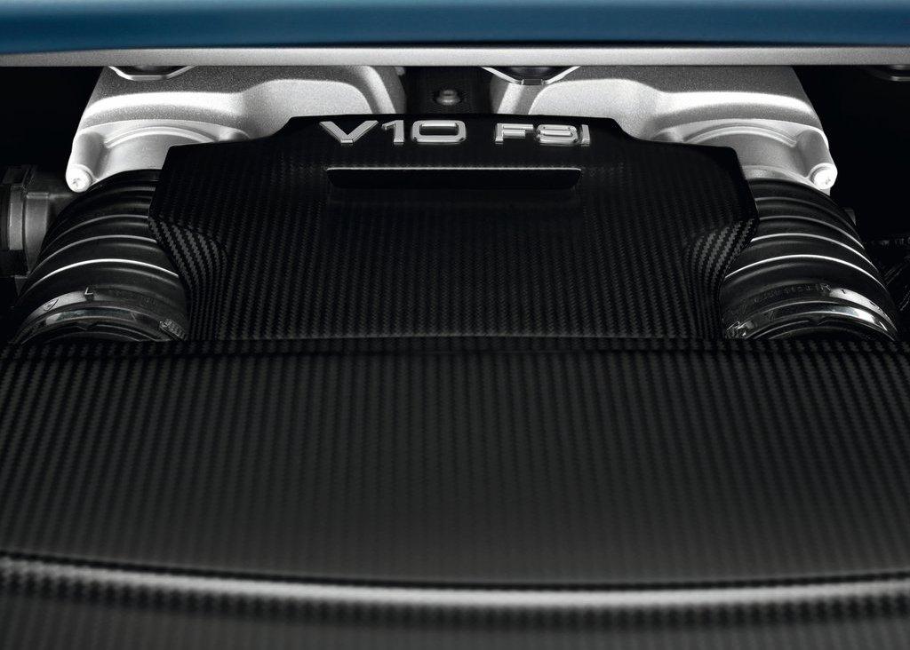 2012 Audi R8 GT Spyder Engine (Photo 6 of 24)