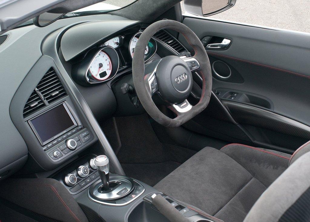 2012 Audi R8 GT Spyder Interior (View 13 of 24)