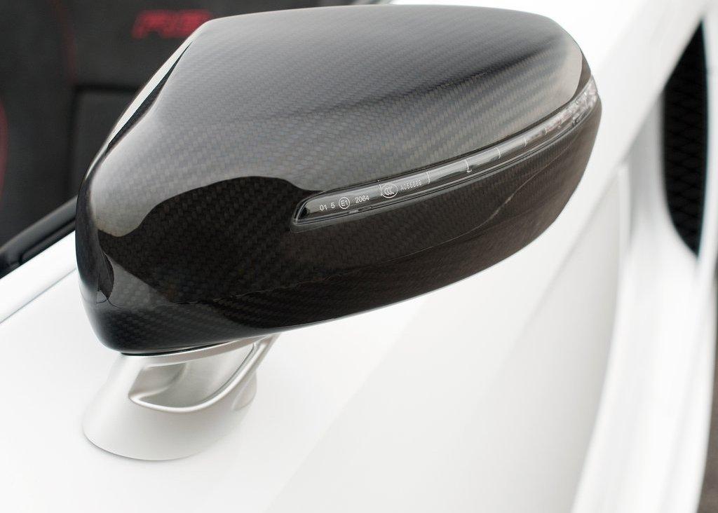 2012 Audi R8 GT Spyder Mirror (View 17 of 24)