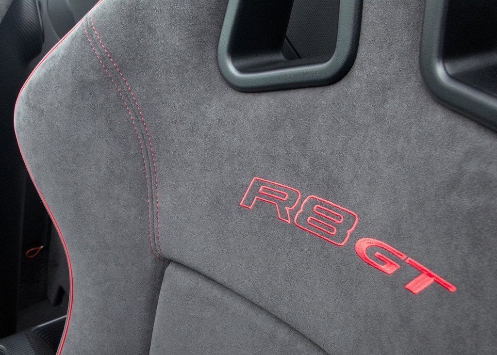 2012 Audi R8 GT Spyder Seat (View 20 of 24)
